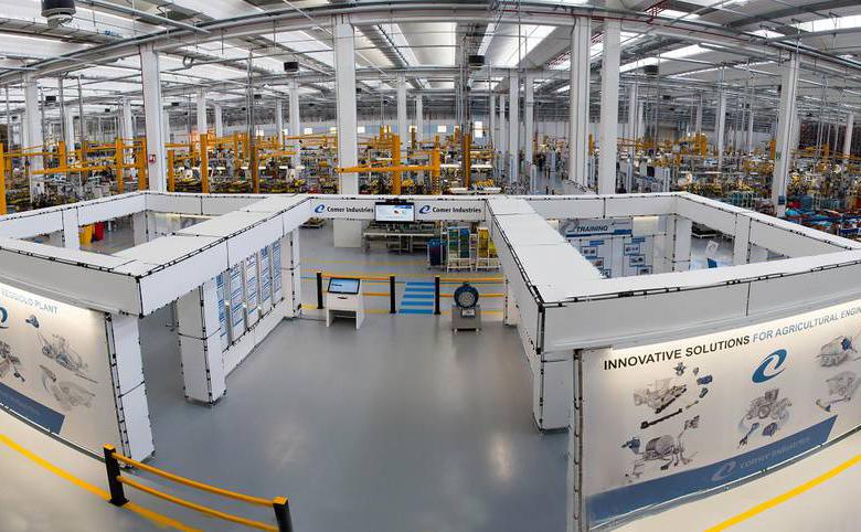 La fabbrica modello dove si premia l'impegno. Il caso Comer Industries