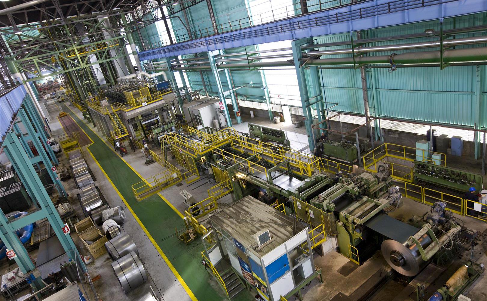 Innovare nell'industria dell'acciaio si può: l'esempio di Pomini