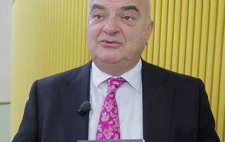 Intervista a Mauro Medici, manager e Ceo di Pomini Tenova, realizzata durante l'evento del 2 dicembre 2015 organizzato da Kaizen Institute Italia