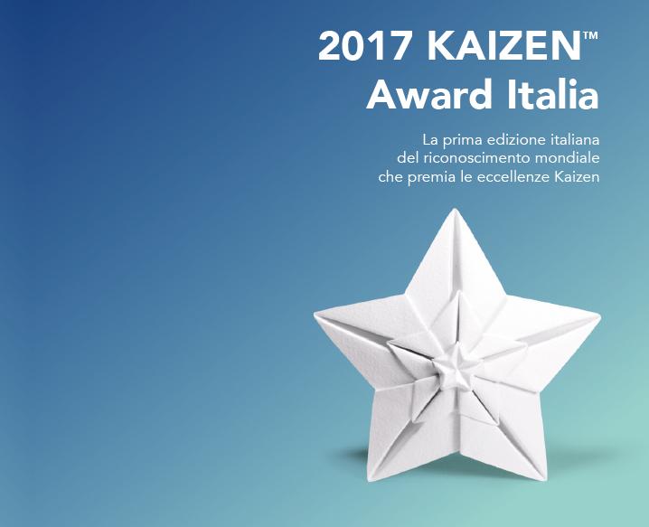 Kaizen Award, ecco il premio per le aziende che puntano al miglioramento continuo