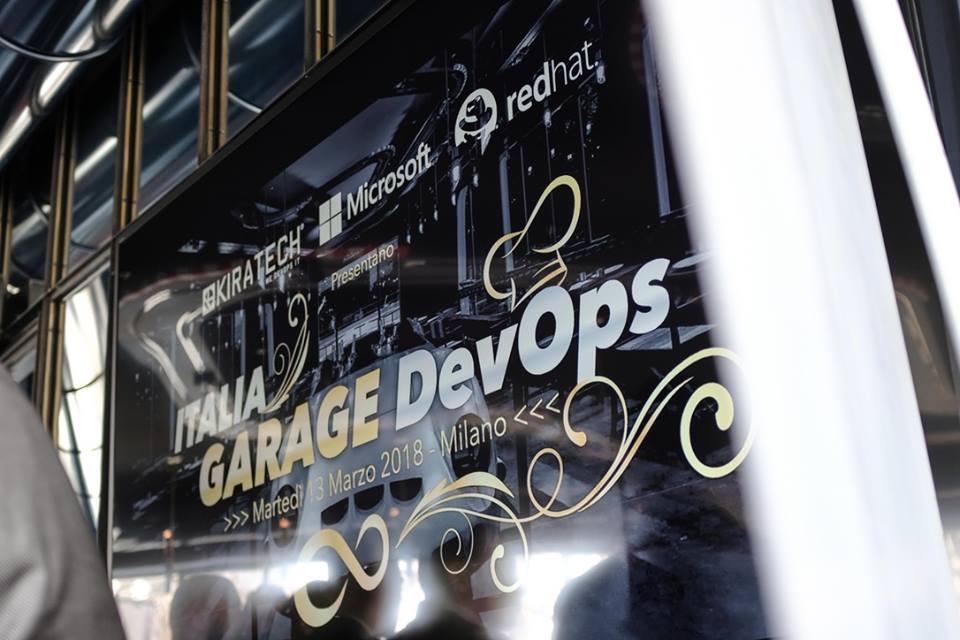 Italia Garage DevOps – La logica del miglioramento continuo al servizio delle aziende e dell'IT